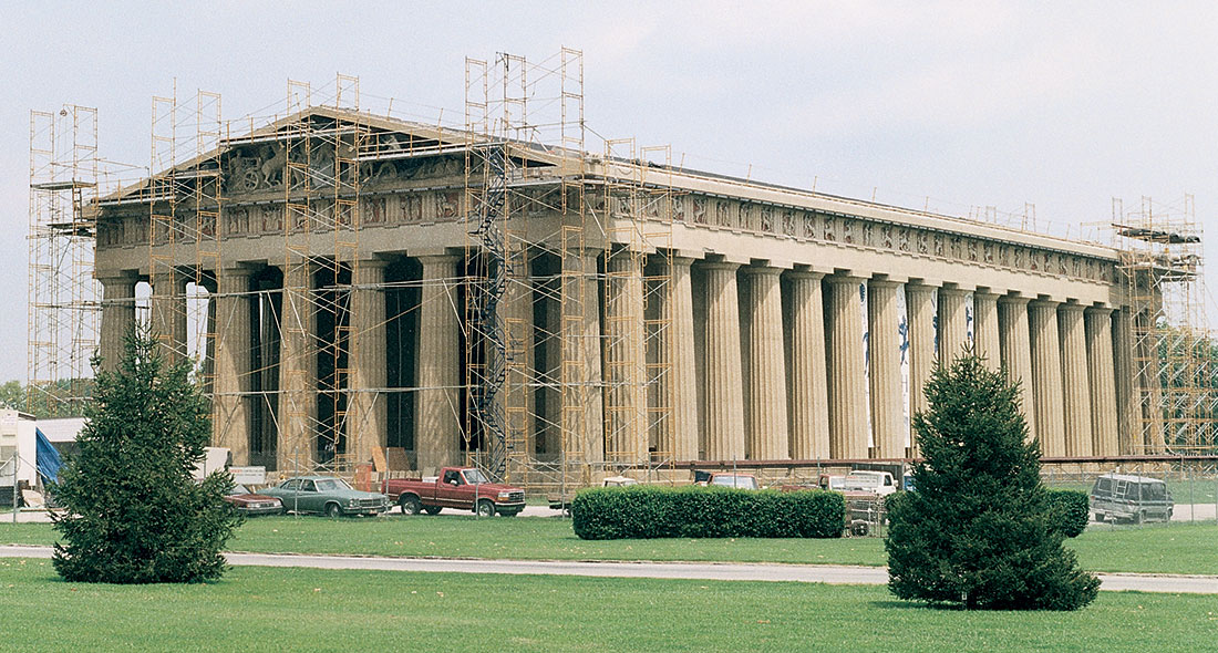 The Parthenon Western Specialty Contractors