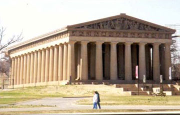 The Parthenon - Nashville, TN