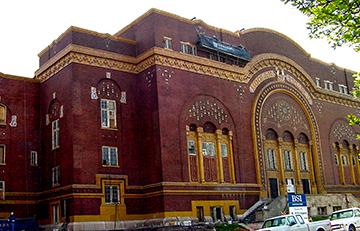 Moolah Temple - St. Louis, MO