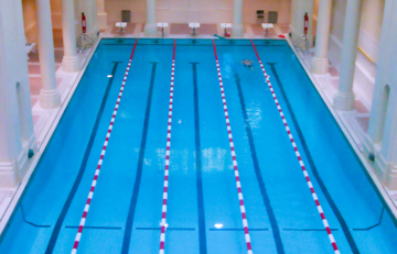 Olympic Club Swimming Pool - San Francisco, CA