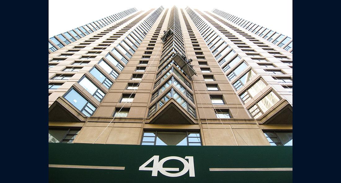 401 East Ontario Western Specialty Contractors
