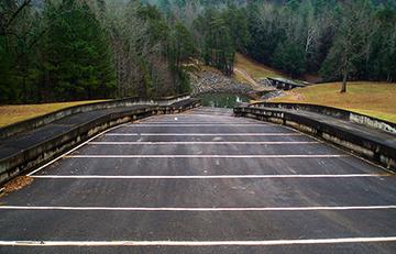 Table Rock Reservoir - Table Rock, South Carolina
