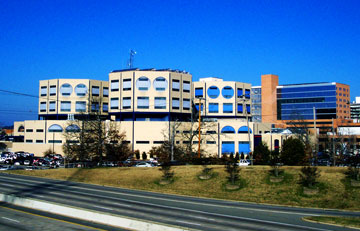 Veteran's Memorial Hospital - Little Rock, AR
