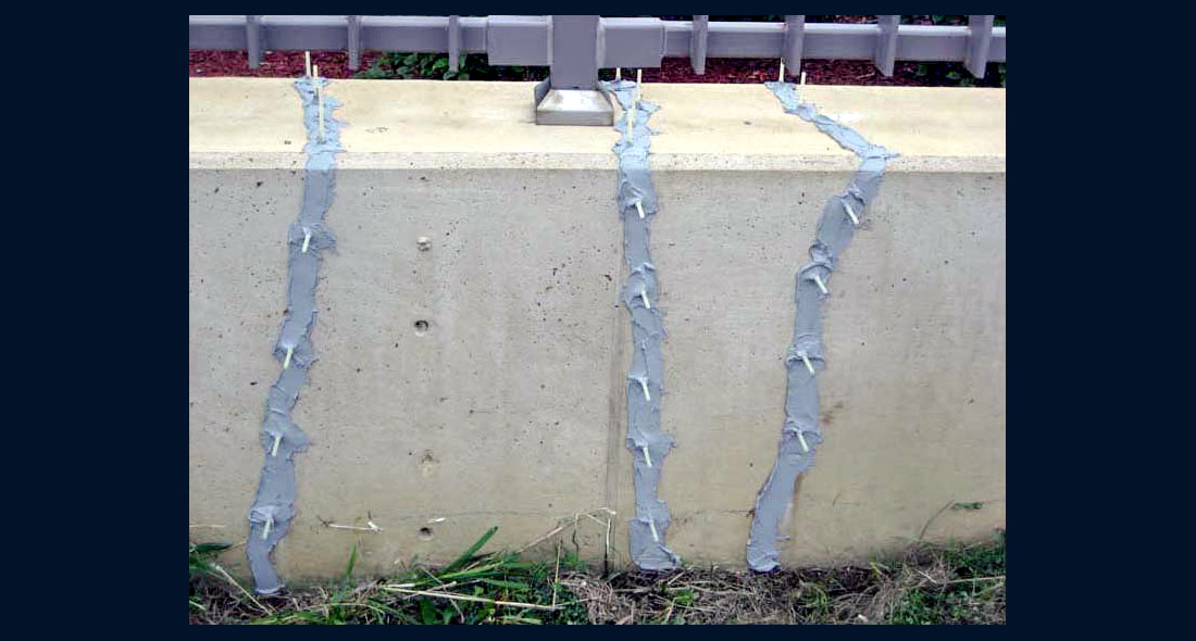 Federal Reserve Bank Wall Injection Amp Waterproofing