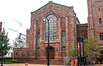 First Presbyterian Church - Atlanta, Georgia
