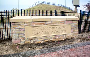H.A. Chapman Stadium at University of Tulsa