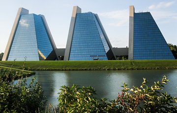 Pyramids I, II, & III - Indianapolis, IN