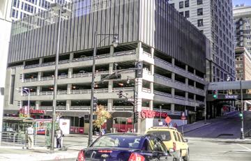 Valet Parking Garage - Kansas City, MO