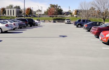 Waddell & Reed Financial, Inc. Parking Garage - Mission, KS