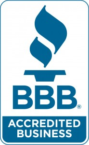 Better Business Bureaur (BBB) Acredited Business Logo