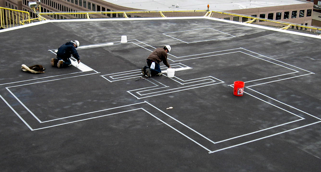 St Joseph S Hospital Helipad Western Specialty Contractors