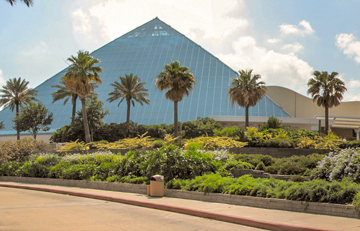 Moody Gardens Aquarium & Rainforest - Galveston, Texas