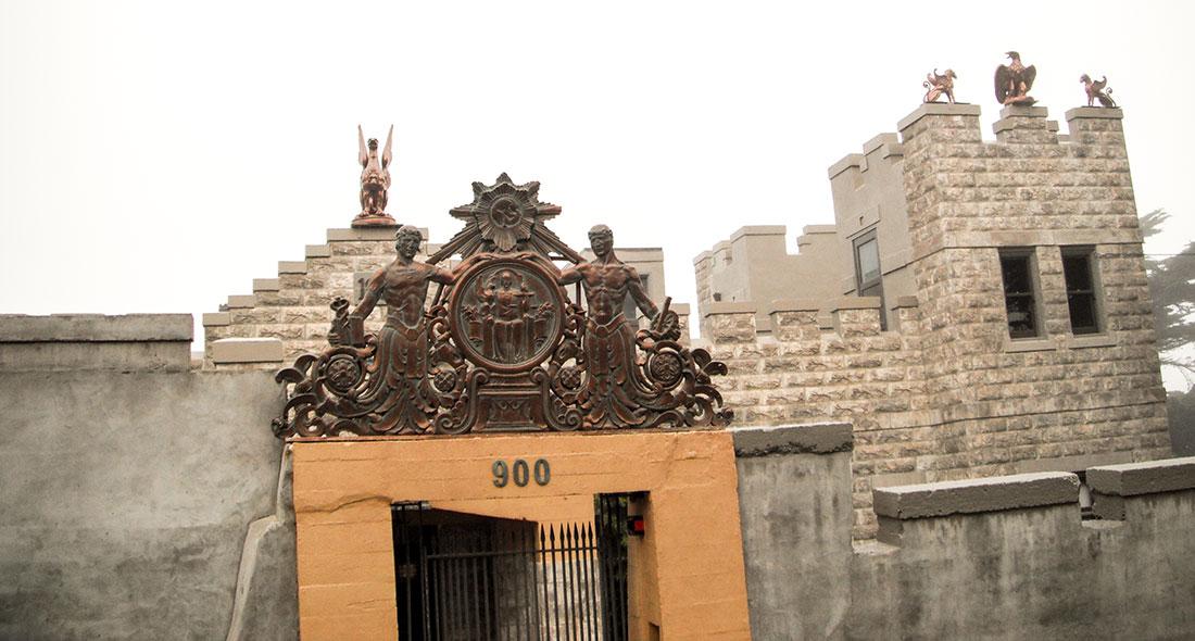 Historic Stone Restoration Mazza Castle Pacifica