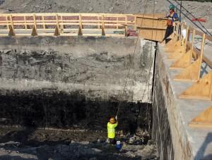 Western Specialty Contractors repairing concrete
