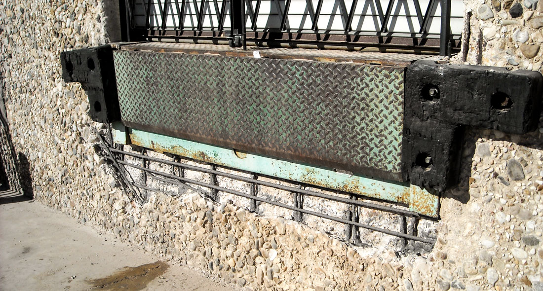 Concrete Restoration Commercial Attorney General Warehouse