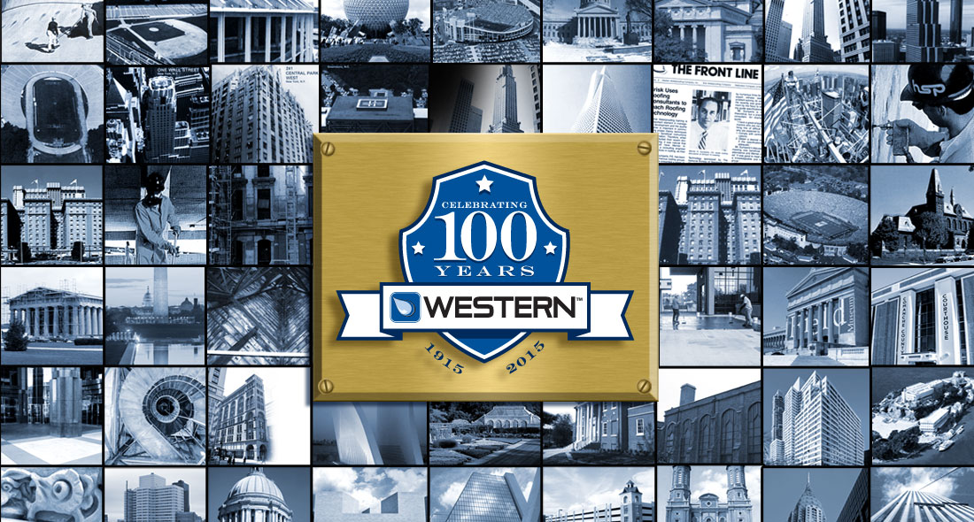 Western Specialty Contractors - Celebrating 100 Years