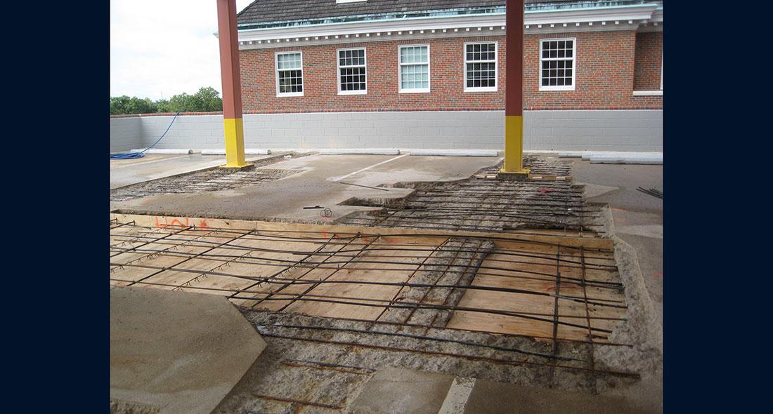 Restoration Of Clayton Police Headquarters Municipal Facility