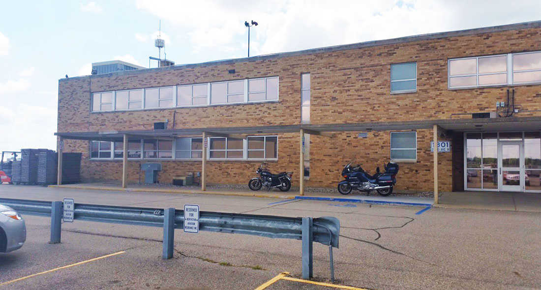 Hector International Airport Western Specialty Contractors