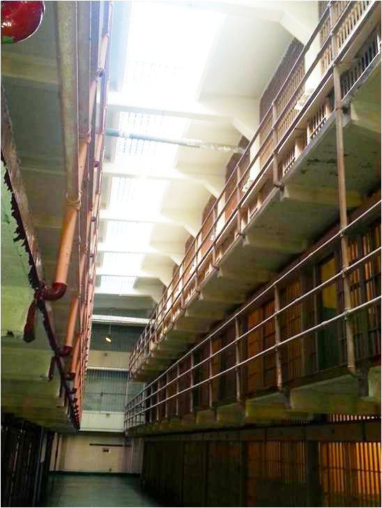 Alcatraz Cells Edit Western Specialty Contractors