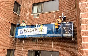Concrete Restoration Western Specialty Contractors