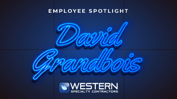 Employee Spotlight: David Grandbois